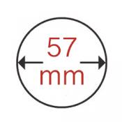 Diameter 57 mm